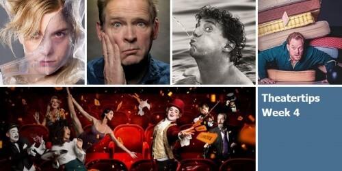 Theatertips: Jochem Myjer en het Nationaal Theaterweekend