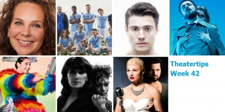 Theatertips voor week 42: All Stars, Dorian, Evita en meer!