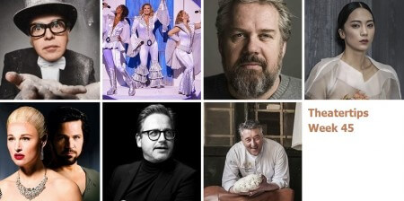 Theatertips: Marc-Marie, Mamma Mia, Thomas Acda en meer!