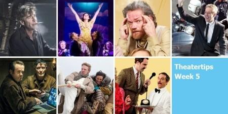 Theatertips: Op Maarten, Faulty Towers en veel meer!