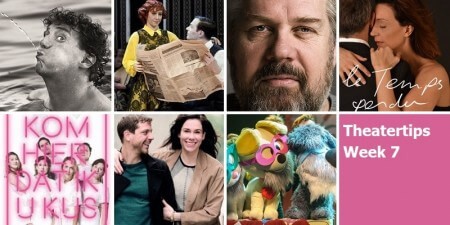 Theatertips: Le Temps Perdu op Valentijnsdag, én meer!