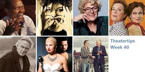 Theatertips voor week 40: Evita, Spijkers Met Koppen en meer!