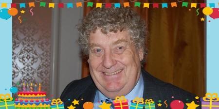 Hoera, Tonny Eyk 79 jaar!