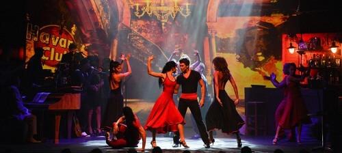 Soy de Cuba is een indrukwekkend dans en muziekspektakel