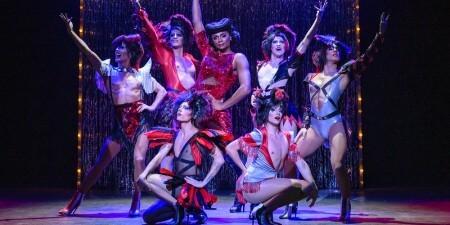 Naidjim Severina blesseert voet tijdens voorstelling Kinky Boots