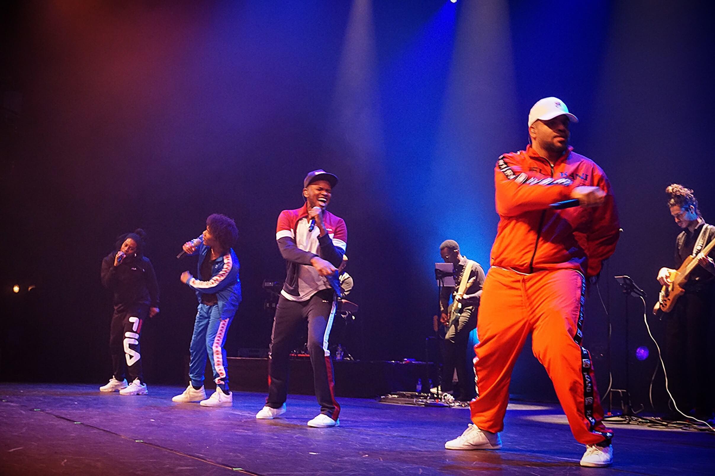 Old Skool R&B Hits Part 2: John Williams opnieuw in het theater
