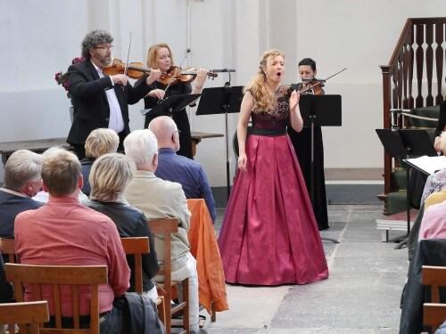360° Baroque, een intiem concert met 30% korting
