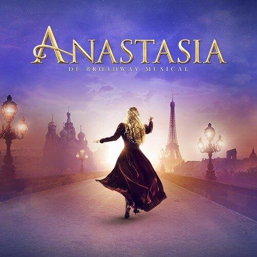 Anastasia € 20,- voordeel. Beleef de historie. Ontdek het mysterie.