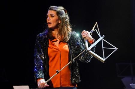 Kijktip: Louise Korthals' prijswinnende voorstelling 'Alles is er' op NPO 3
