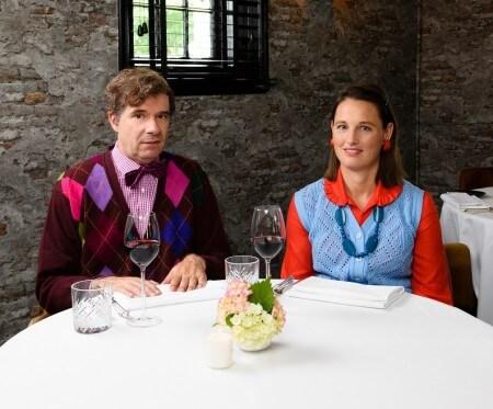 Brigitte Heitzer en Owen Schumacher in nieuwe musicalcomedy Blind Date