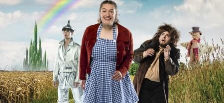 Theater Terra presenteert kindermusicals De Tovenaar van Oz en Sneeuwwitje