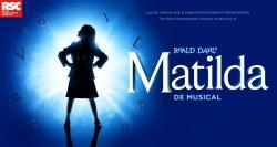 Campagnebeeld Matilda de musical - MediaLane