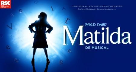 Matilda De Musical komt in 2022 naar Nederland!