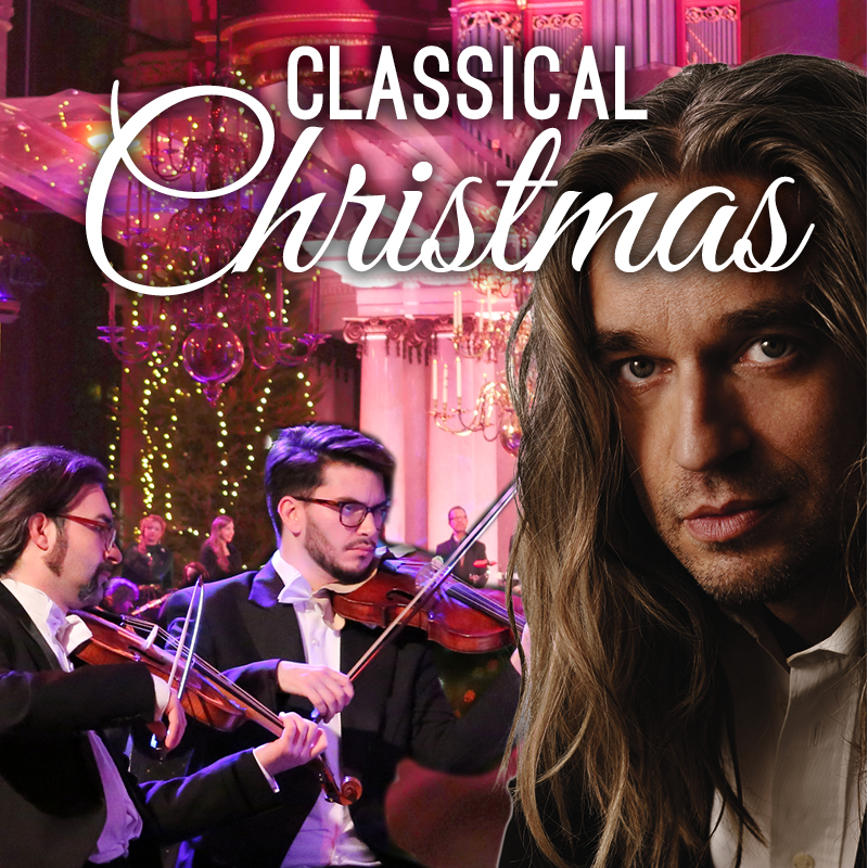 Via Theater.nl met korting: Classical Christmas met Jan Vayne