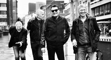 Zieke Golden Earring-gitarist George Kooymans stopt per direct met optreden