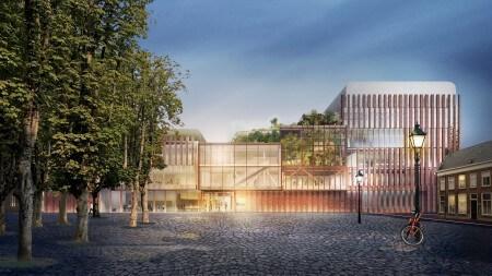 Bossche gemeenteraad akkoord met plan voor nieuw Theater aan de Parade