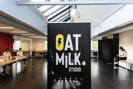 Theaterstart-up Oatmilk studio maakt romantische musical Before After
