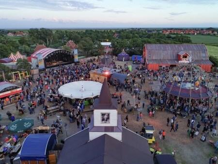 Oerol Festival 2021 geannuleerd