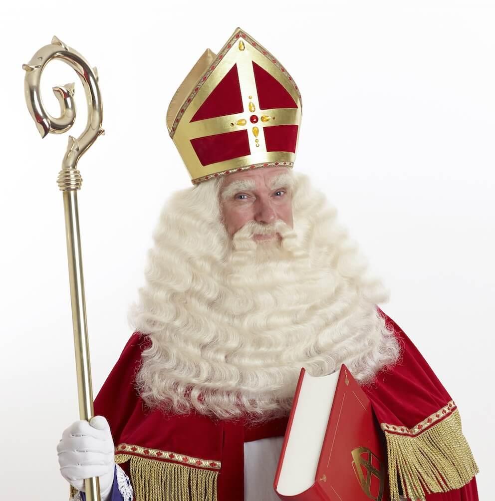 Vier het échte Sinterklaasfeest met de échte Sinterklaas.