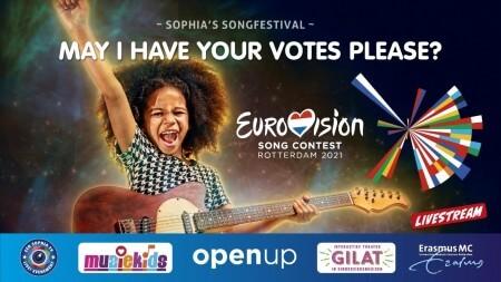 O.a. René van Kooten brengt Songfestival naar kinderziekenhuizen in Nederland