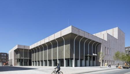 Veiligheidsregio Rotterdam verleent aan 5 theaters een ontheffing