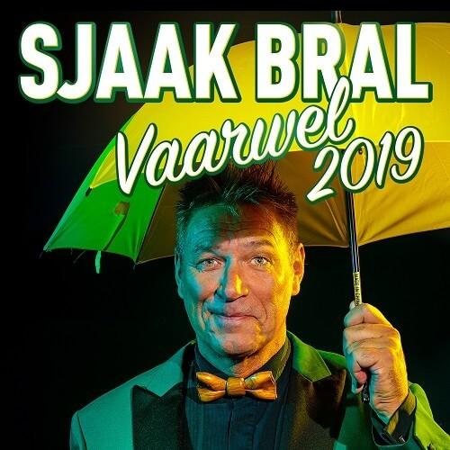 Sjaak Bral geeft zijn 23e oudejaarsconference