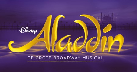 Aladdin de musical komt in september naar Circustheater