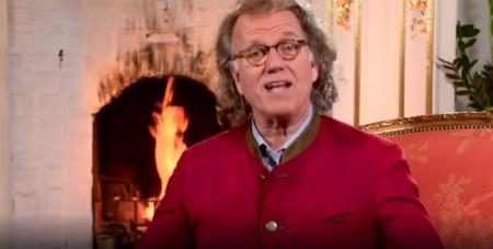 Zien! Prachtige kerstboodschap André Rieu én hij deelt superleuk nieuws