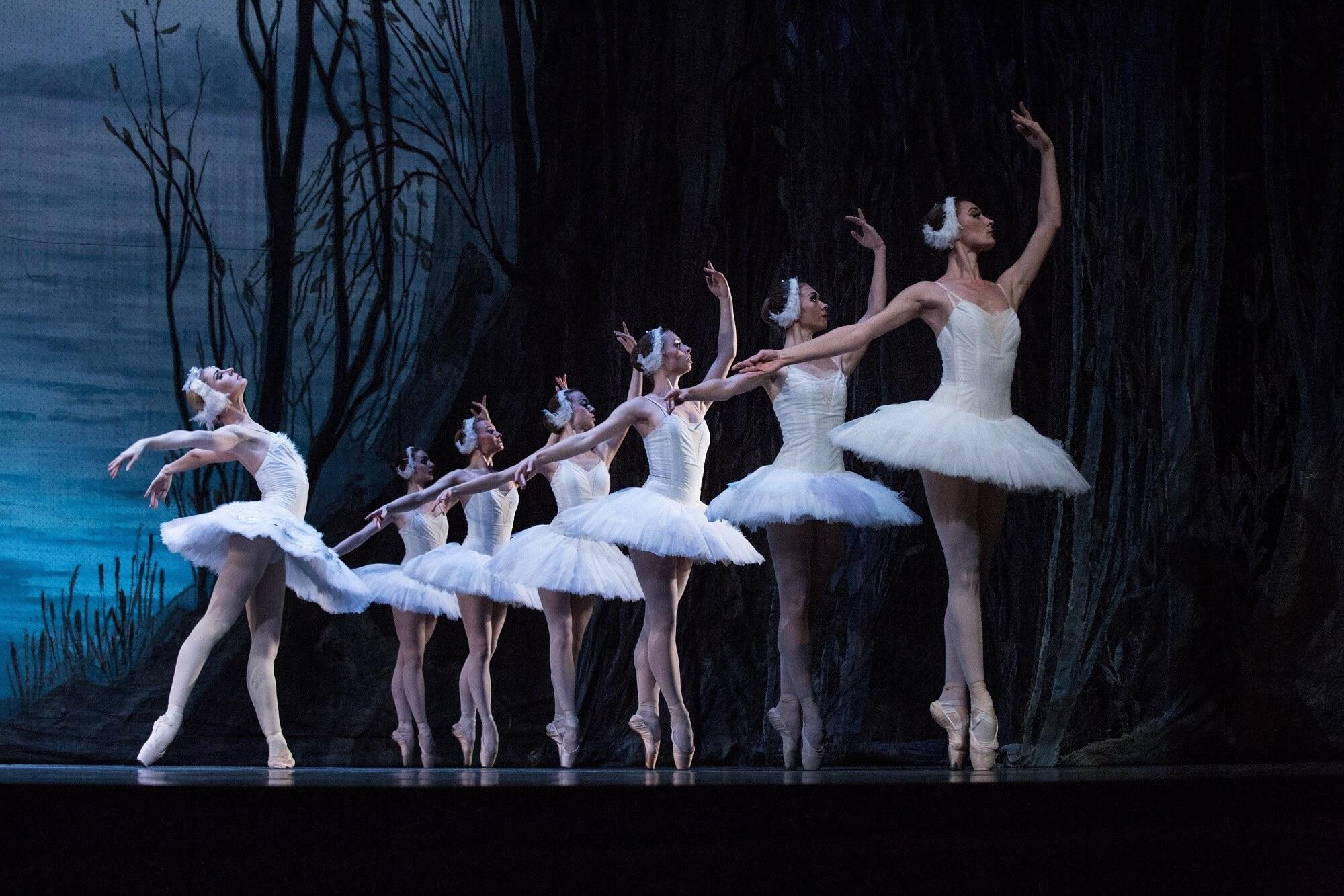 Beroemde ballet Het Zwanenmeer opnieuw in het theater