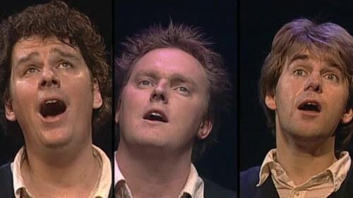 De grote drie<br>De vliegende panters<br>Videovoorstelling(streaming)