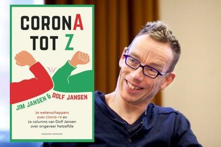Dolf en Jim Jansen brengen boek over corona uit