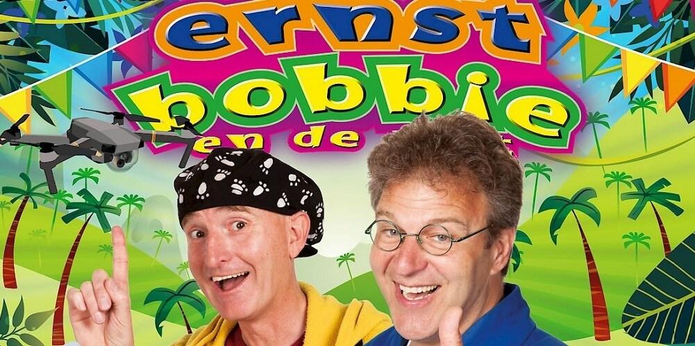 Ernst en Bobbie weten het niet meer (4+)