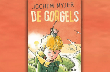 Kinderboek Jochem Myjer vertaald in Russisch