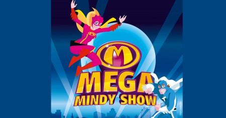 Superheldin Mega Mindy in nieuwe theatershow