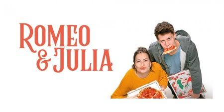 Barbara Sloesen speelt Julia in jeugdvoorstelling Romeo & Julia