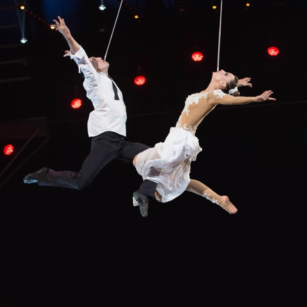 Gevallen acrobate Wereldkerstcircus krijgt derde operatie