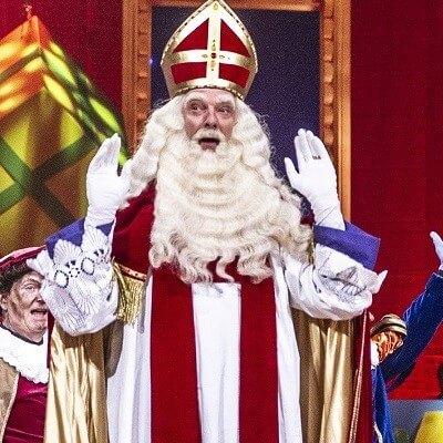 Vier het échte Sinterklaasfeest met de échte Sinterklaas