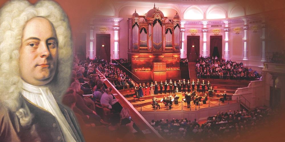 Händels Messiah - The Bach Choir & Orchestra