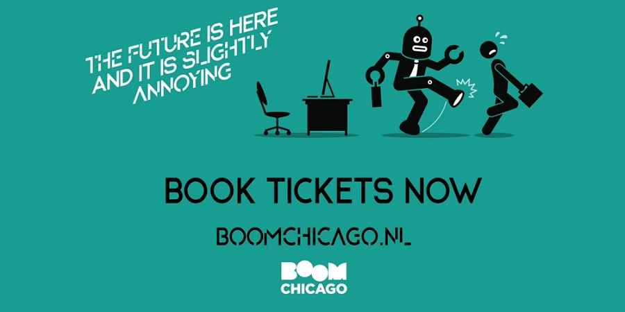 Boom Chicago: The Future is Here