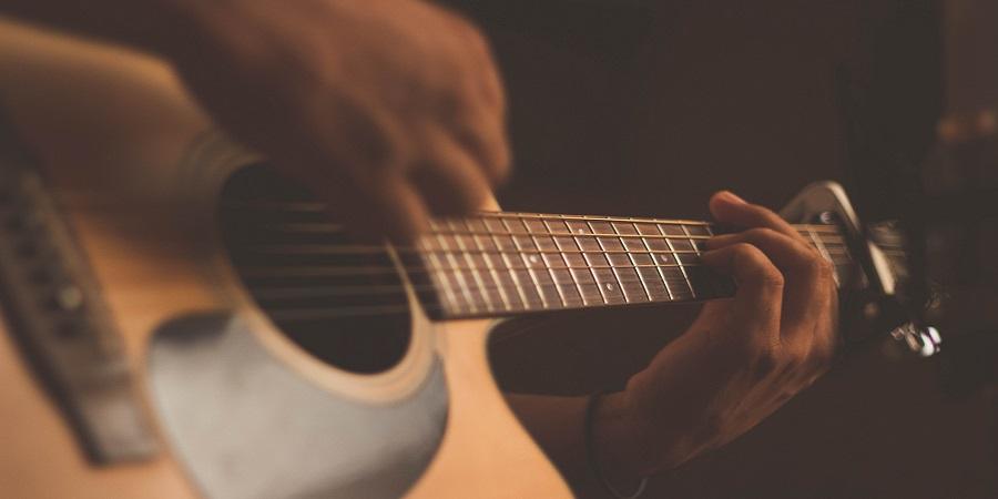 Meesters op de gitaar