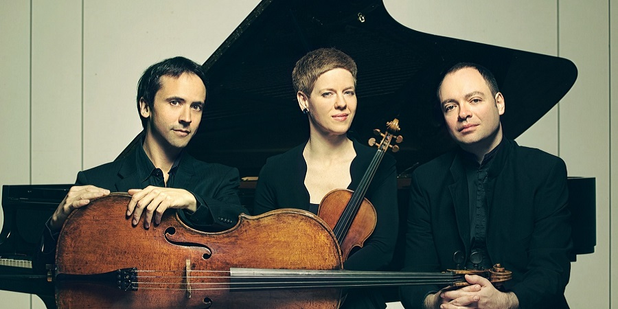 Alexander Melnikov, Isabelle Faust en Jean-Guihen Queyras