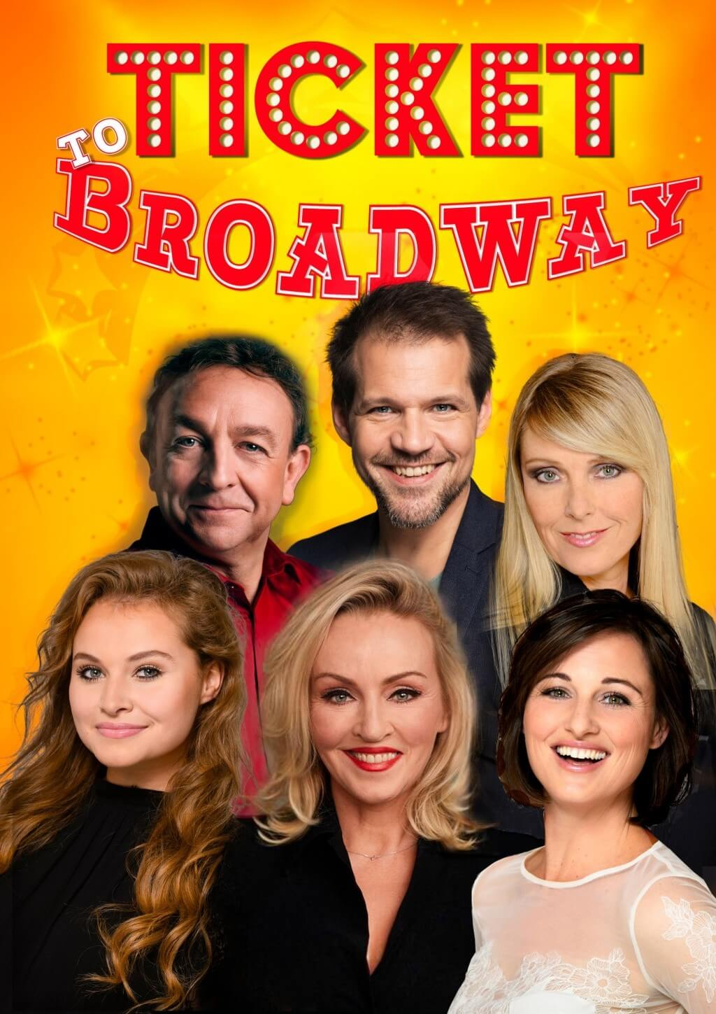 Ticket to Broadway