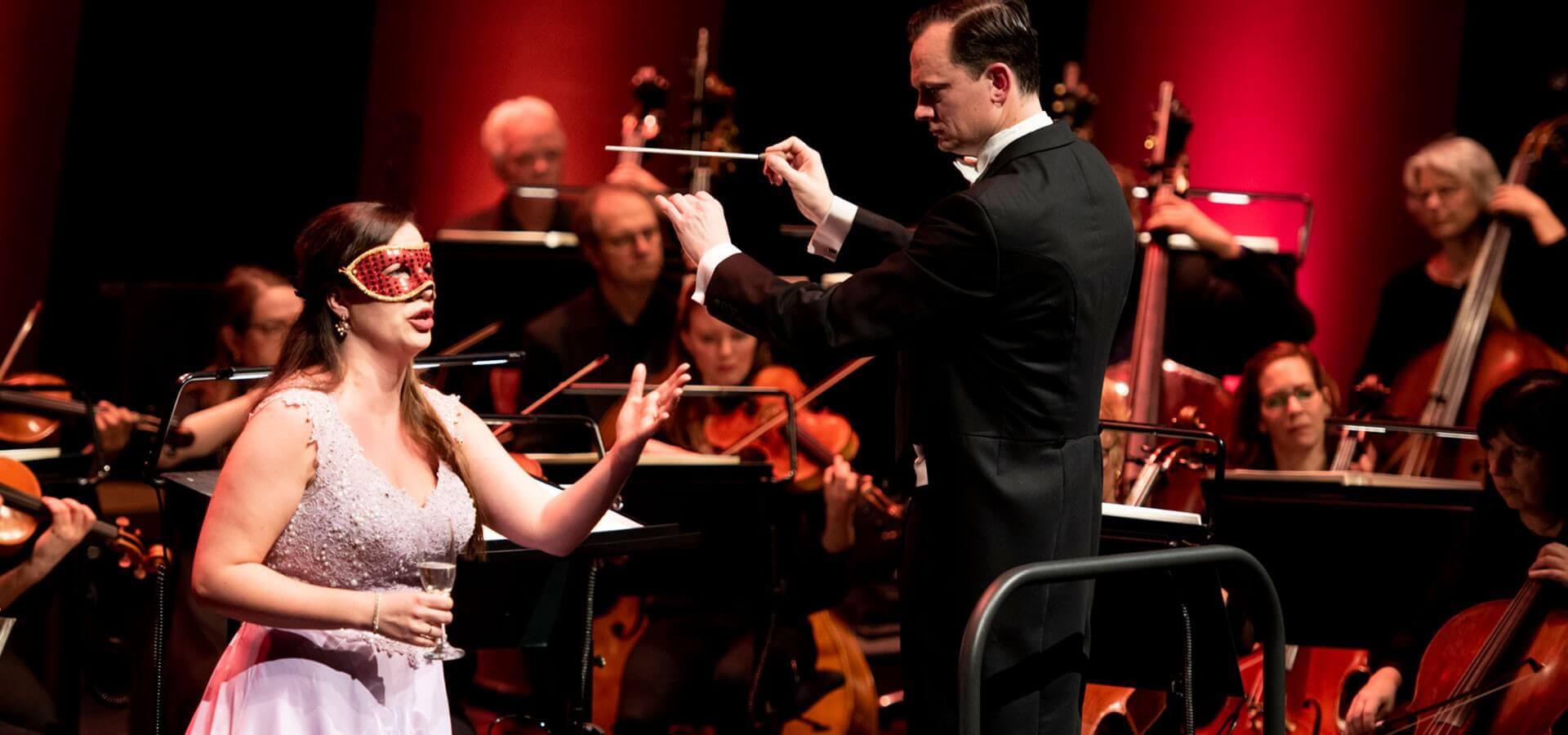 A Night at the Opera met het Residentie Orkest