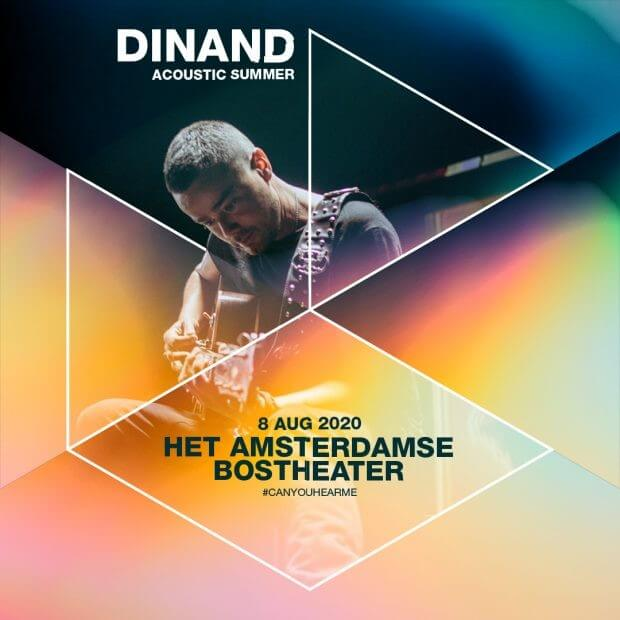 Dinand Woesthoff: Acoustic Summer