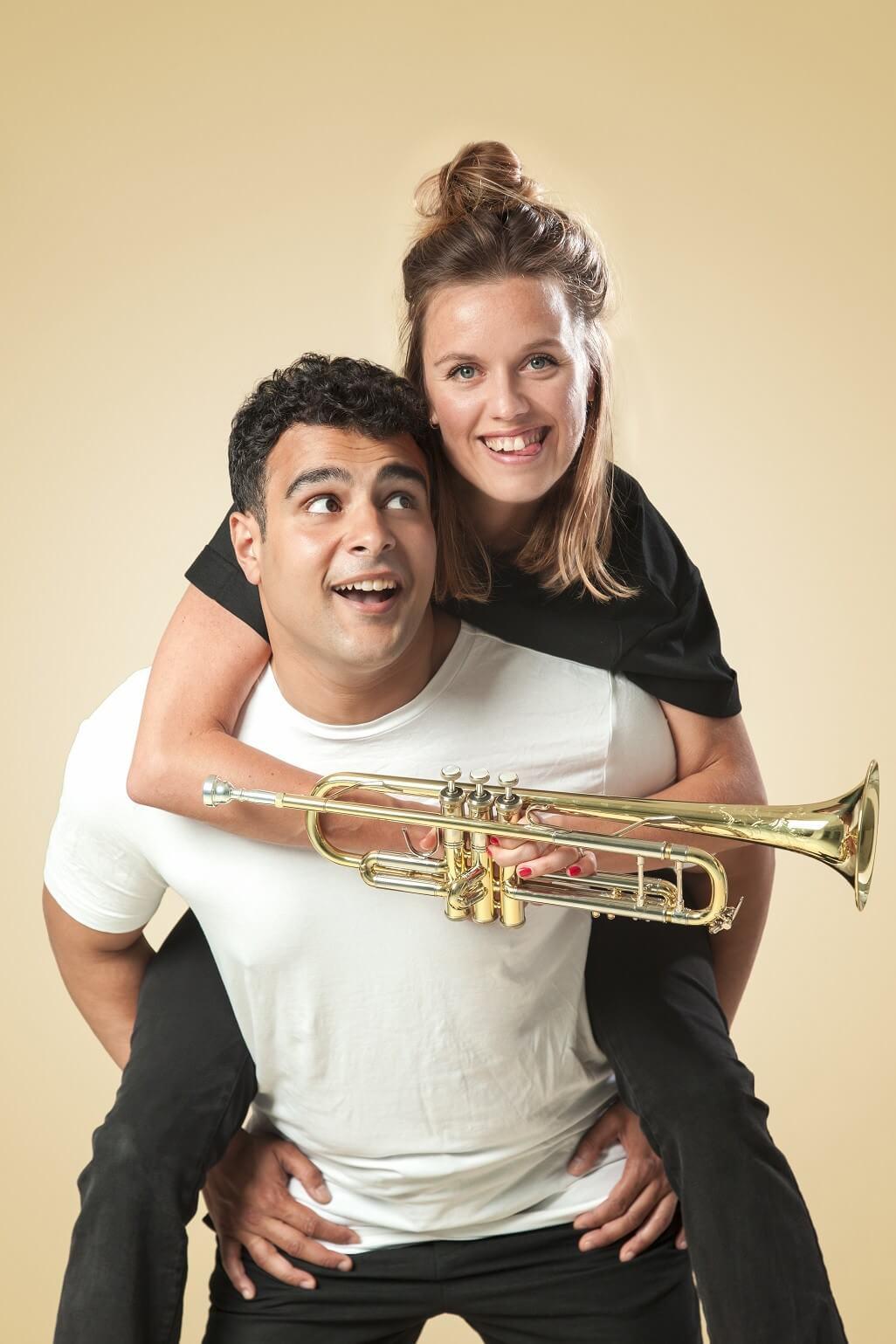 Ali & Nino - Theatergroep Witte Raaf - Foto Casper Koster