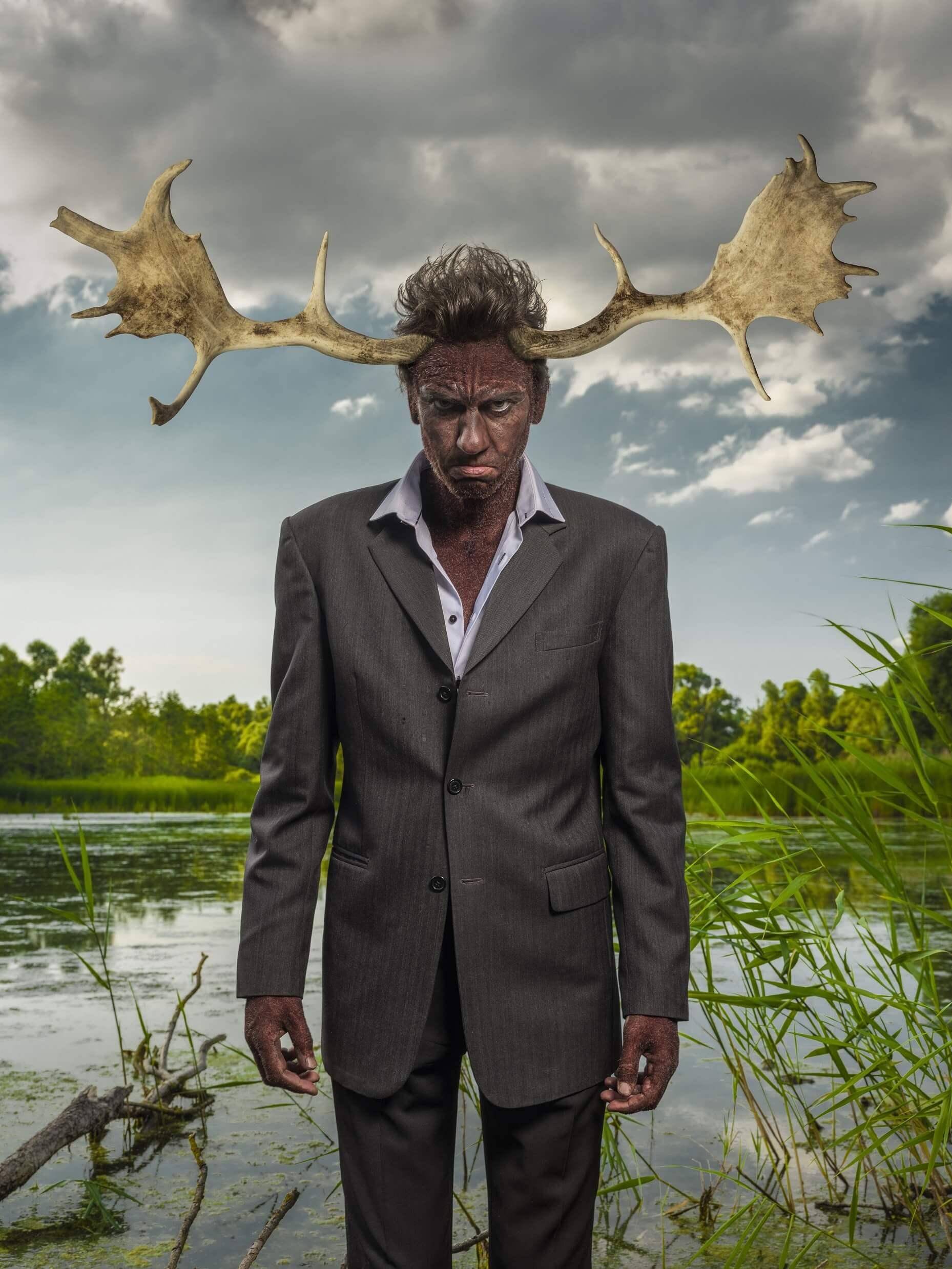 Bert Gabriels - De wetten van de jungle - Foto Johannes Vande Voorde