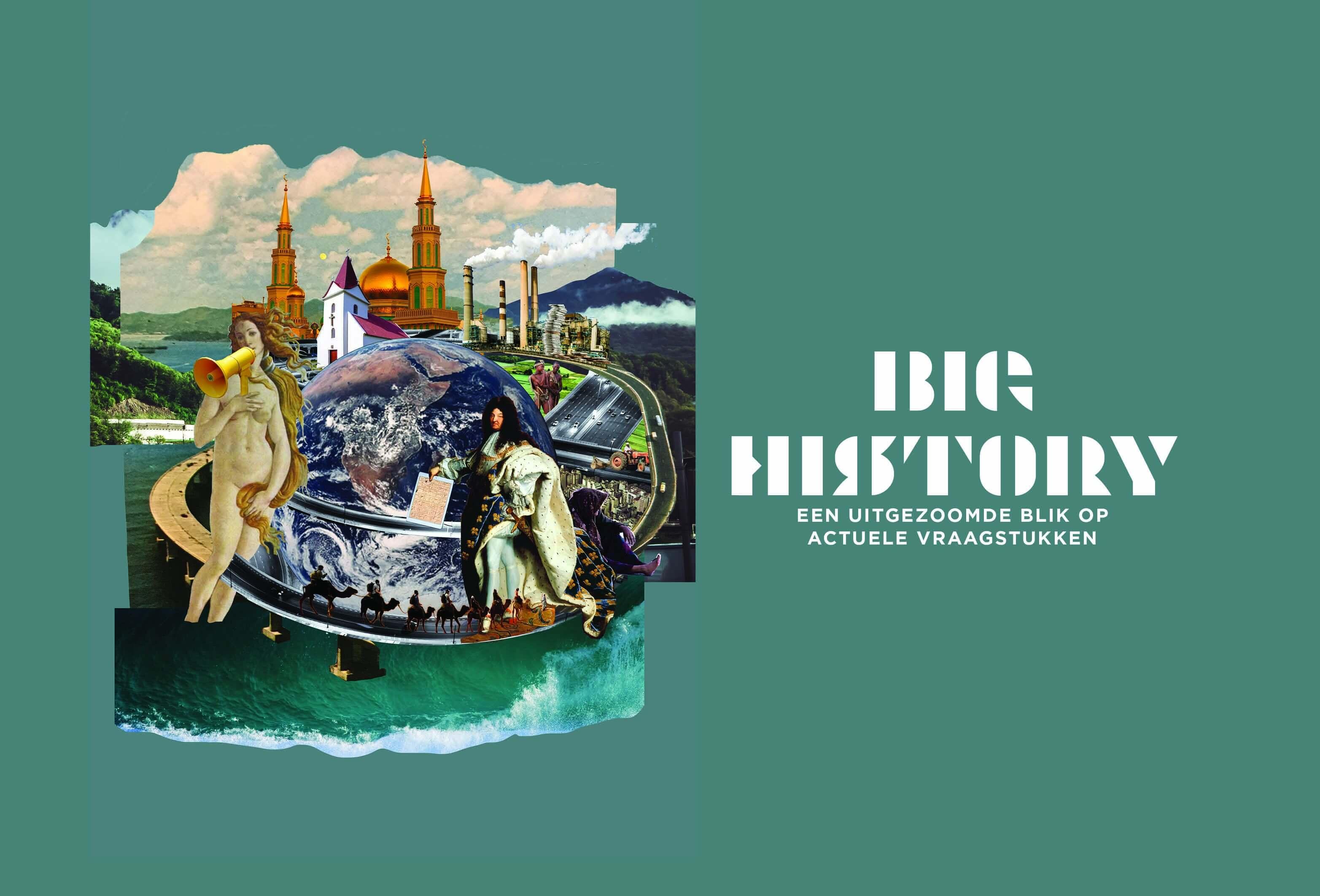Big History in TivoliVredenburg