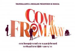 Campagnebeeld Come From Away - MediaLane & De Theateralliantie