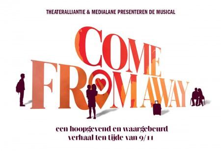 Rosalie de Jong gestrikt voor musical Come From Away