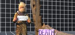 Campagnebeeld Crowd Simulation Room - Boogaerdt/Vanderschoot